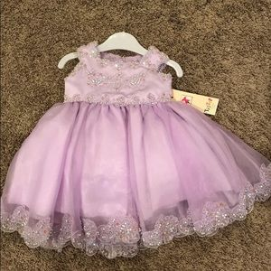 Tiptop Dresses - 24 Months Pageant Crowning Flower girl  Dress NWT!